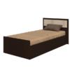 Кровать Фиеста 900 венге/лоредо